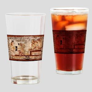 mayan Drinking Glass