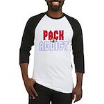 Pack Addict Baseball Jersey