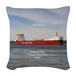 Csl Welland Woven Throw Pillow