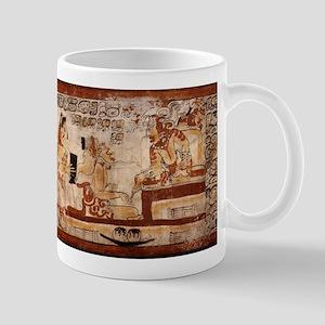 mayan painting Mug