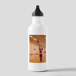 Basketball Santa Stainless Water Bottle 1.0L