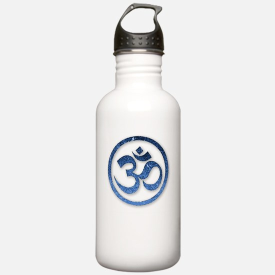Om Symbol Water Bottle