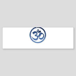 Om Symbol Sticker (Bumper)