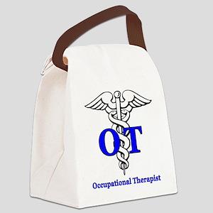 OT1 Canvas Lunch Bag