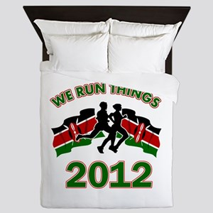 All Kenya does is win Queen Duvet