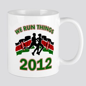 All Kenya does is win Mug