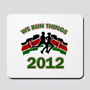All Kenya does is win Mousepad
