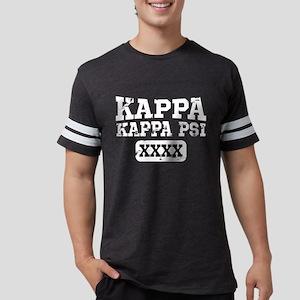 Kappa Kappa Psi Personalized Mens Football Shirt