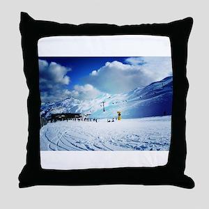 I Heart NZ Throw Pillow