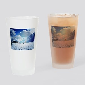 I Heart NZ Drinking Glass
