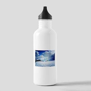 I Heart NZ Stainless Water Bottle 1.0L