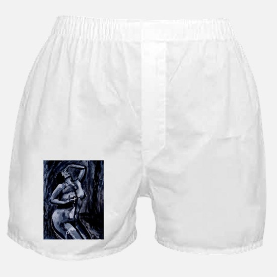 With Child? Boxer Shorts
