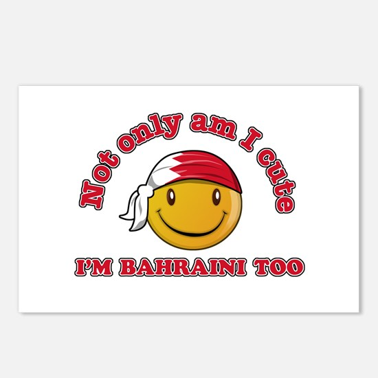 Cute and Bahraini Postcards (Package of 8)