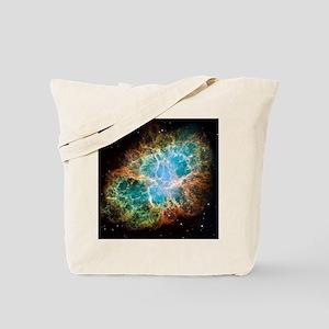 Crab Nebula (High Res) Tote Bag