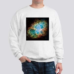 Crab Nebula (High Res) Sweatshirt