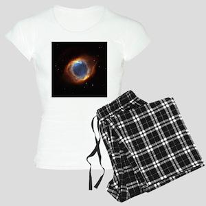Helix Nebula (High Res) Women's Light Pajamas