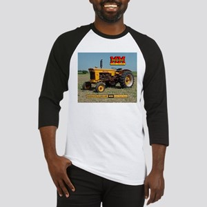 Minneapolis Moline Tractor Baseball Jersey
