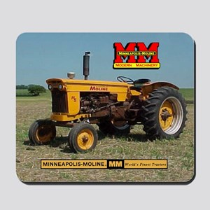 Minneapolis Moline Tractor Mousepad