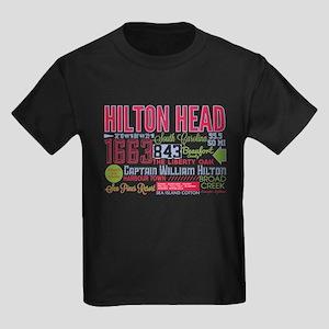 Hilton Head Kids Dark T-Shirt