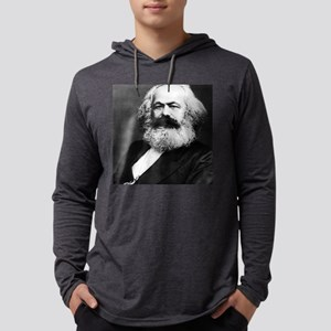 Marx Marxism Socialism Communism Mens Hooded Shirt