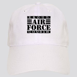 Proud Air Force Cousin Cap
