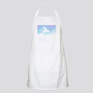 What if they gave a war (Blue) BBQ Apron
