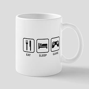 Eat Sleep Game Mug