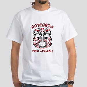 Kanohi White T-Shirt