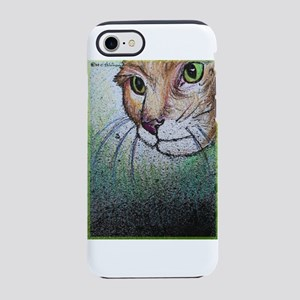 Cat! Animal, pet art! iPhone 7 Tough Case