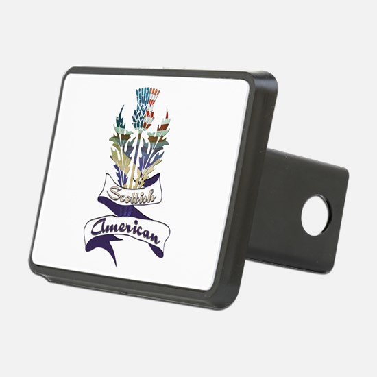 Scottish American Thistle Hitch Cover