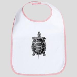 Vintage Turtle Bib