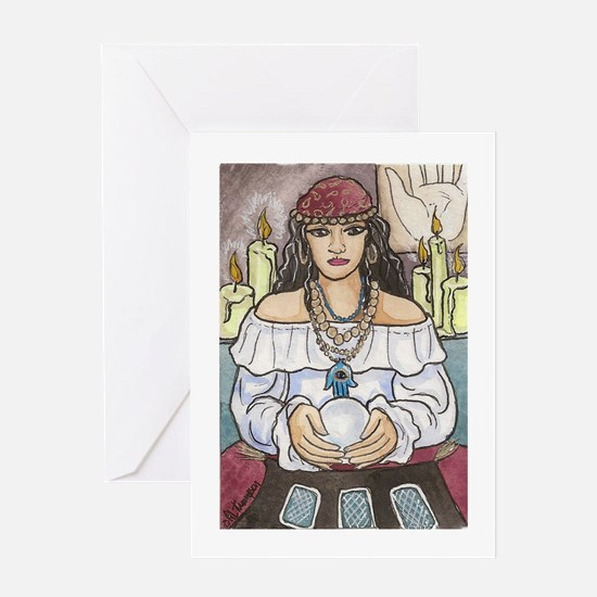 Cards or Crystal Ball? Greeting Card