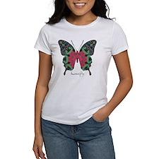 Yule Butterfly Women's T-Shirt