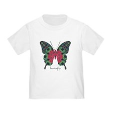 Yule Butterfly Toddler T-Shirt