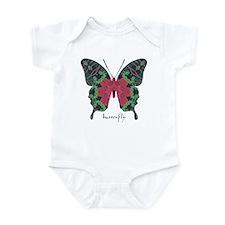 Yule Butterfly Infant Bodysuit