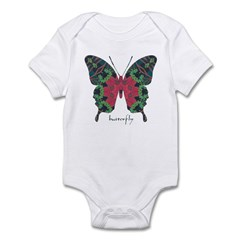 Yule Butterfly Infant Bodysuit