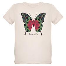 Yule Butterfly Organic Kids T-Shirt