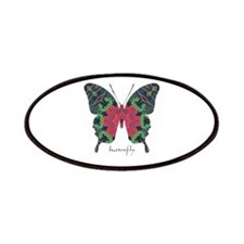 Yule Butterfly Patches