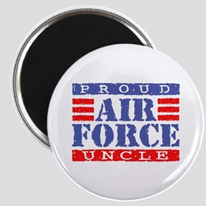 Proud Air Force Uncle Magnet