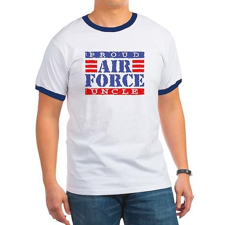 Proud Air Force Uncle Ringer T