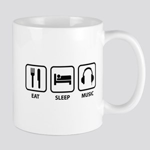 Eat Sleep Music Mug