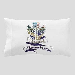 Scottish American Thistle Pillow Case