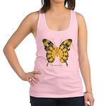 Solarium Butterfly Racerback Tank Top