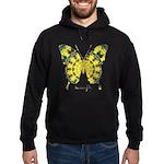 Solarium Butterfly Hoodie (dark)