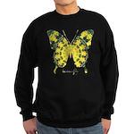 Solarium Butterfly Sweatshirt (dark)