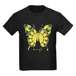 Solarium Butterfly Kids Dark T-Shirt