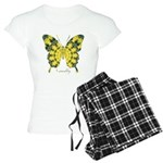 Solarium Butterfly Women's Light Pajamas