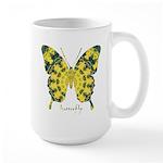 Solarium Butterfly Large Mug