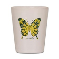 Solarium Butterfly Shot Glass