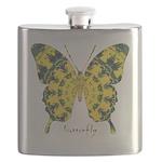 Solarium Butterfly Flask